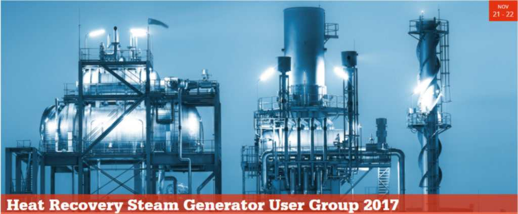 IMeChe Heat Recovery Steam Generation user group.
